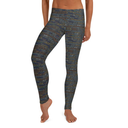 Code leggings for lady programmers